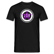 T-Shirts ~ Men's T-Shirt ~ JSH Logo #13-pw