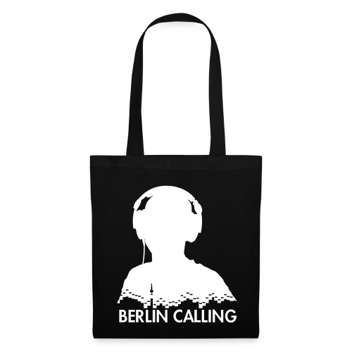Berlin Calling - Stoffbeutel