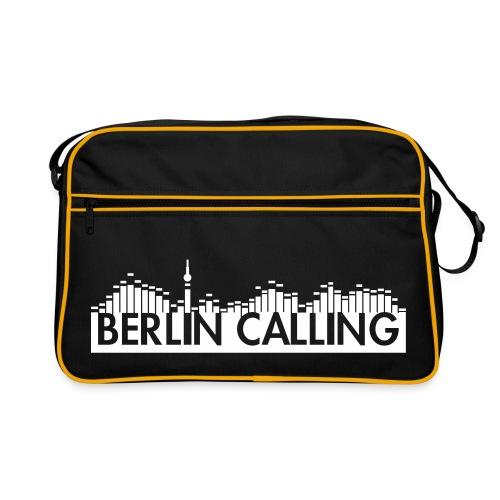 Berlin Calling - Retro Tasche