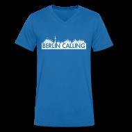 T-Shirts ~ Männer T-Shirt mit V-Ausschnitt ~ Artikelnummer 26089400