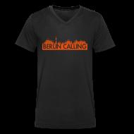 T-Shirts ~ Männer T-Shirt mit V-Ausschnitt ~ Artikelnummer 26089401