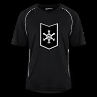 T-Shirts ~ Männer Fußball-Trikot ~ WinterBoarderLand patchball shirt