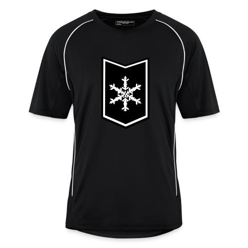 WinterBoarderLand patchball shirt - Männer Fußball-Trikot