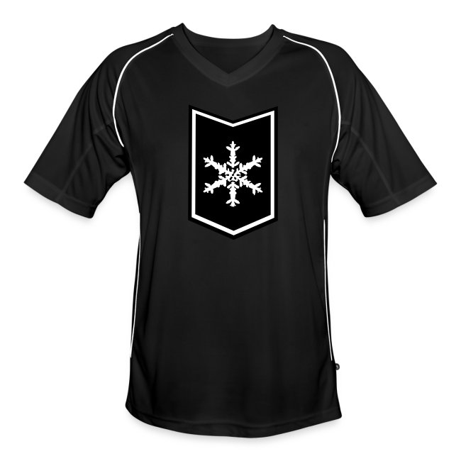 WinterBoarderLand patchball shirt