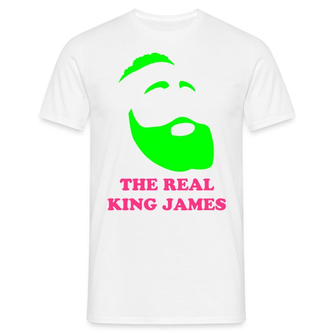 The Real King James