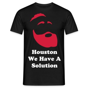 Houston, we have a solution - Maglietta da uomo