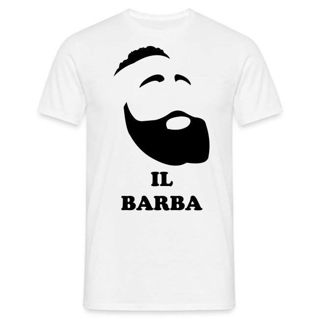 Il Barba - white