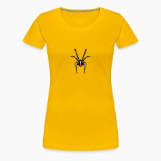 Black widow T-Shirts