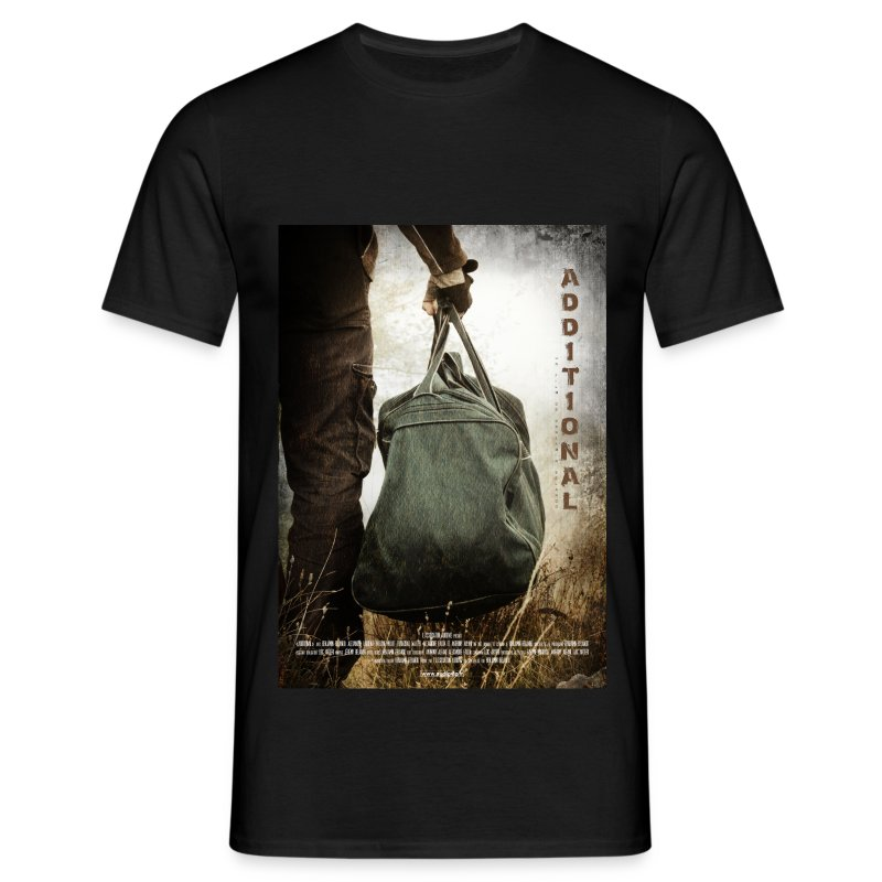 afficheadditionaltest01 - T-shirt Homme