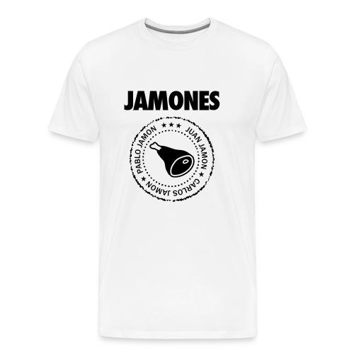 Jamones  (Premium Tee) - Men's Premium T-Shirt