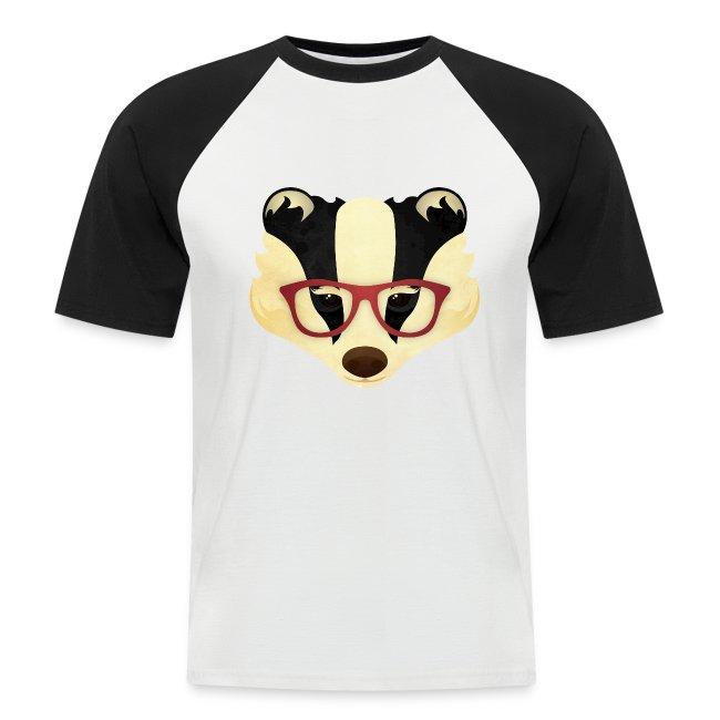 Hipster Badger