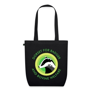 Dorset for Bagder and Bovine Welfare (Logo) - EarthPositive Tote Bag