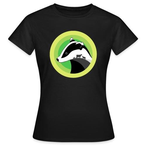 Dorset for Bagder and Bovine Welfare - Women's T-Shirt