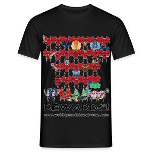 Rewards! - Men's T-Shirt