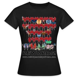 Rewards! women - Women's T-Shirt