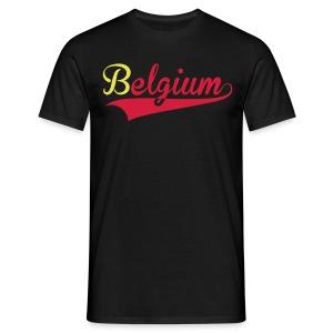 T SHIRT HOMME BELGIUM - T-shirt Homme