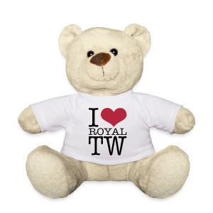 Beau the Bear Loves Tunbridge Wells - Teddy Bear