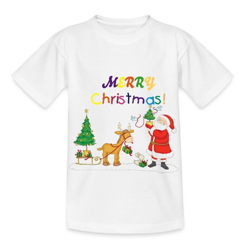 merry christmas - Kids' T-Shirt