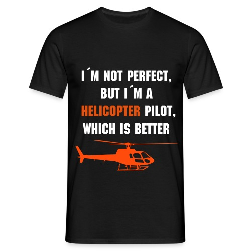 Helicopter Pilots  - Camiseta hombre