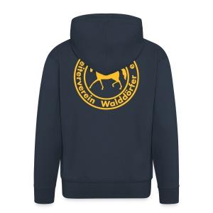 RVW Kapuzenjacke (2 Logos) - ♂ - Männer Premium Kapuzenjacke