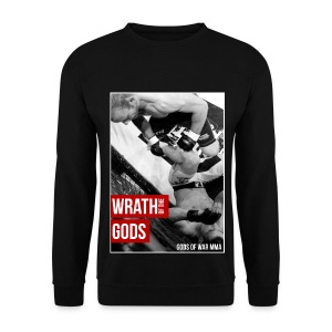 Wrath of the Gods of War Sweatshirt - Men's Sweatshirt
