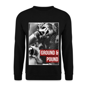 Ground & Pound Sweatshirt - Men's Sweatshirt