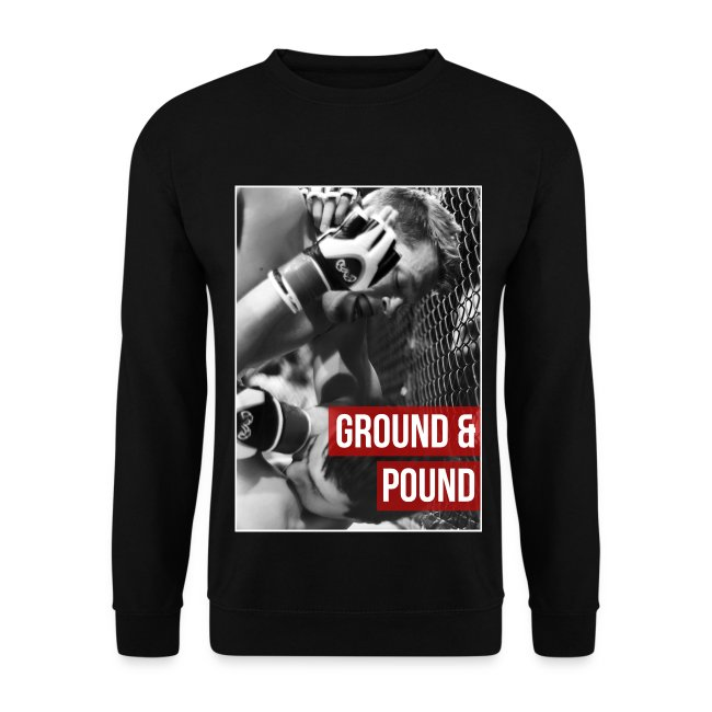 Ground & Pound Sweatshirt
