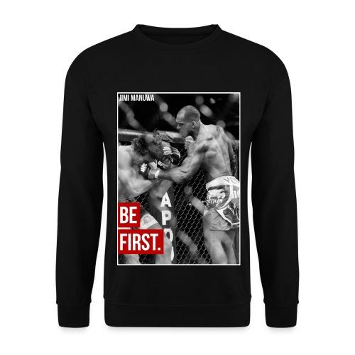 Jimi Manuwa - Be First Sweatshirt - Men's Sweatshirt