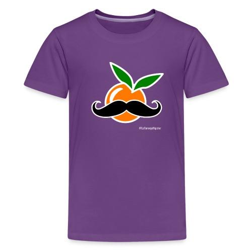 La Taronja Hipster - Adolescents - Camiseta premium adolescente