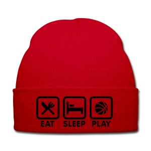 Eat sleep play - Winter Hat