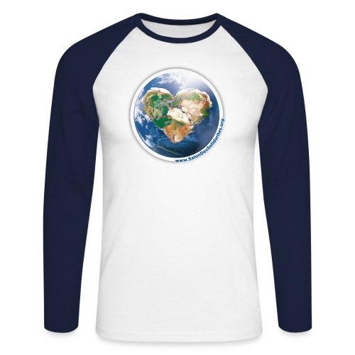 Tee-Shirt Scannez-moi! - T-shirt baseball manches longues Homme