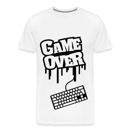 Game Over - T-shirt Premium Homme