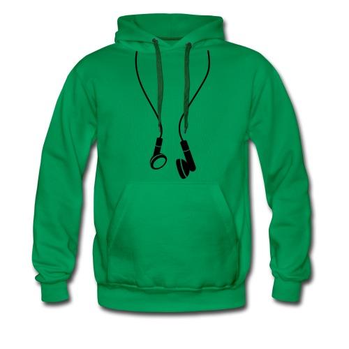 Sudadera auriculares - Sudadera con capucha premium para hombre