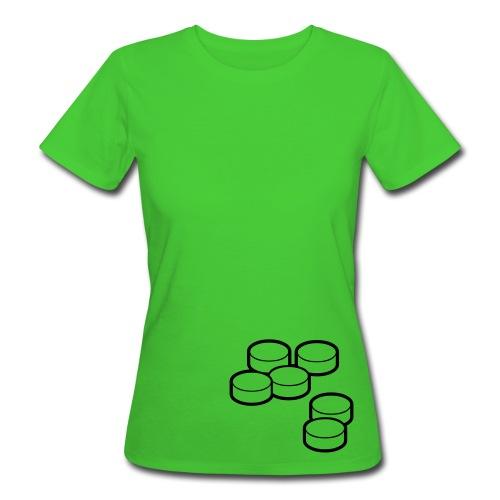 Toxic Pills - Frauen Bio-T-Shirt