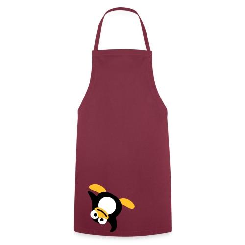 Pinguin Schürze - Kochschürze