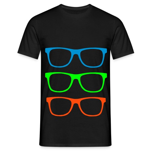 Camiseta gafas hombre - Camiseta hombre