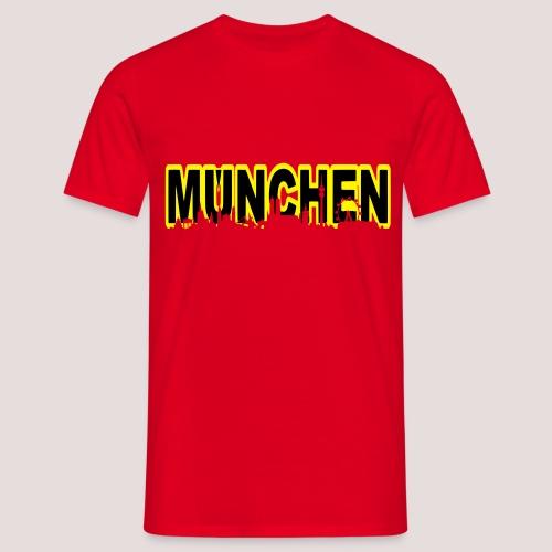T-Shirt München - Männer T-Shirt