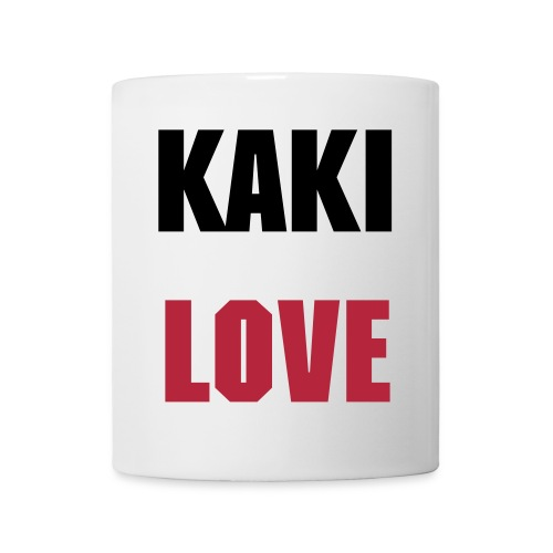 Kaki Love Becher - Tasse