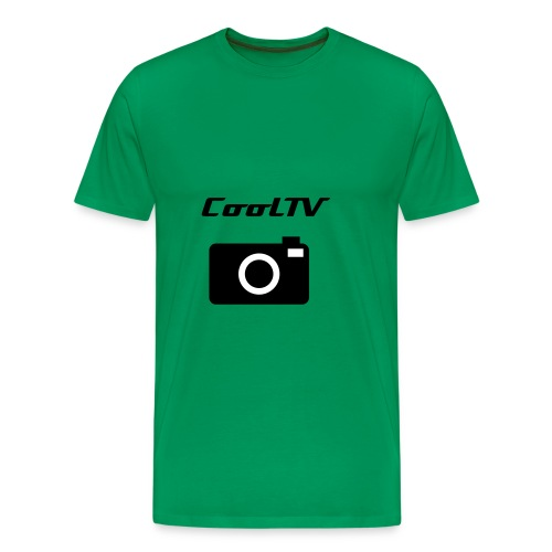 CoolTV - Men's Premium T-Shirt