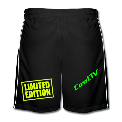 LIMITED EDITION - Men's Football shorts