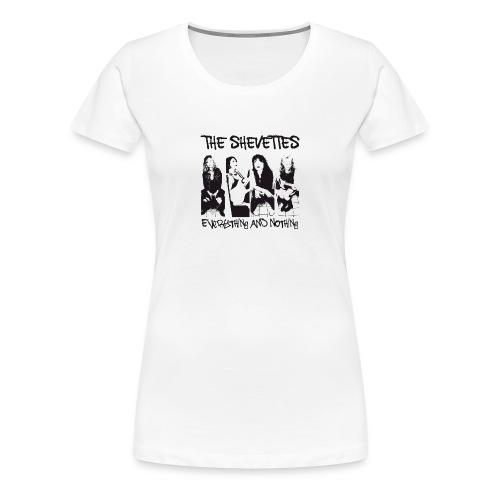 The Shevettes T-Shirt - Frauen Premium T-Shirt