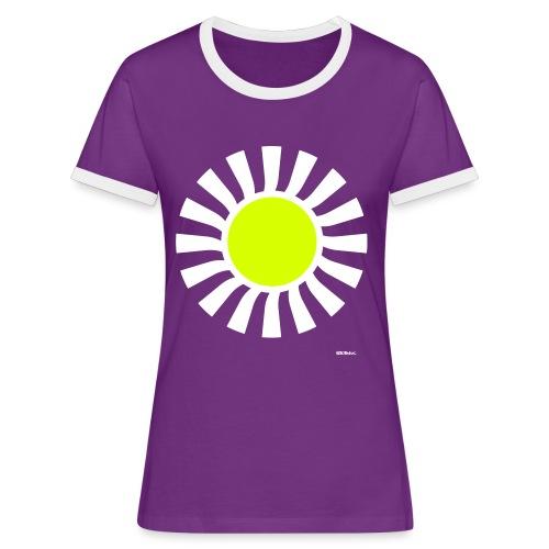 Strobo #3 WRIGG - Women's Ringer T-Shirt