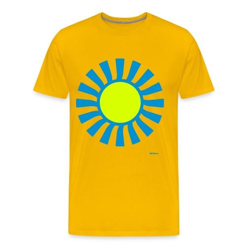 Strobo #3 MCLC - Men's Premium T-Shirt
