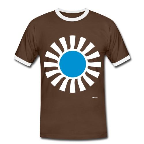 Strobo #3 MTRT - Men's Ringer Shirt