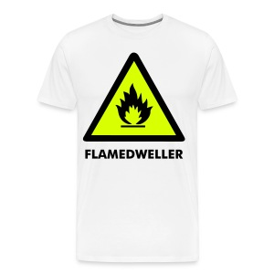 fLAMEDWELLER - Men's Premium T-Shirt