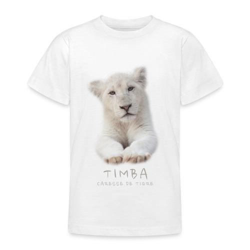 T-Shirt Ado Timba bébé portrait - T-shirt Ado