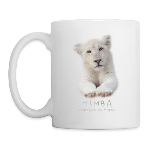 Mug Timba bébé portrait - Mug blanc