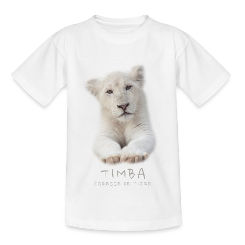 T-Shirt Enfant Timba bébé portrait - T-shirt Enfant