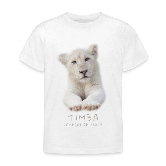 T-Shirt Enfant Timba bébé portrait