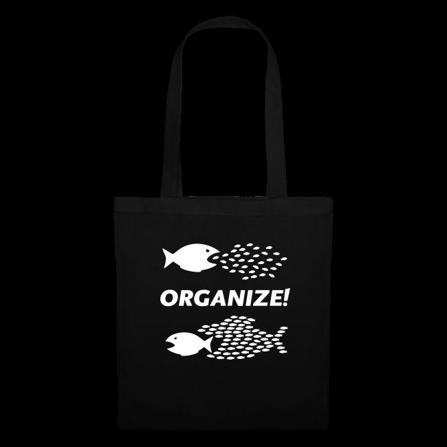 Organize!  Stofftasche